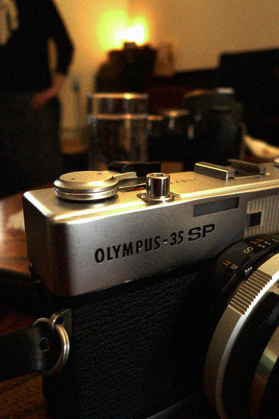 a camera with memories