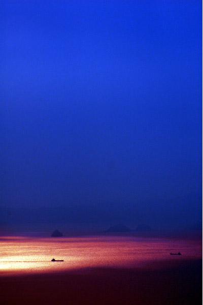 setouchi sunset