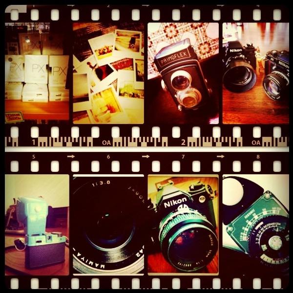 love film cameras