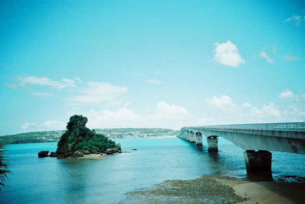 kourijima bridge