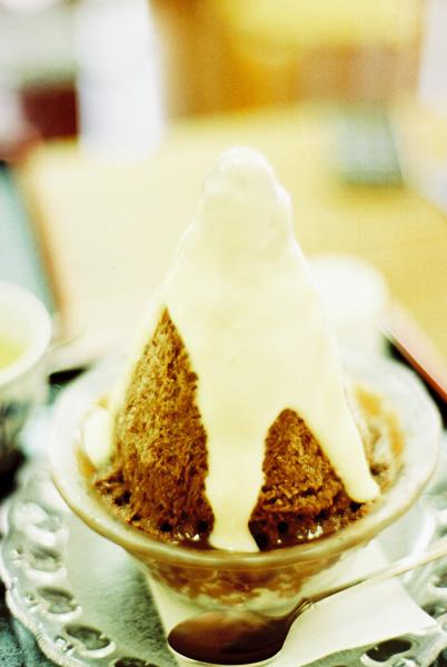 chocolate milk kintoki