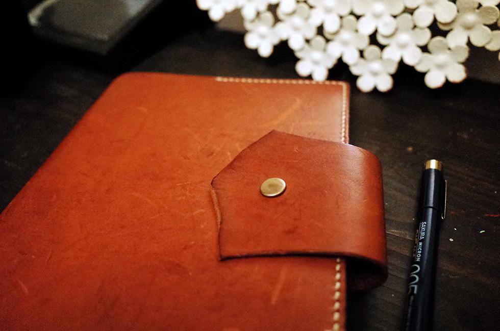 手帳カバーという存在。