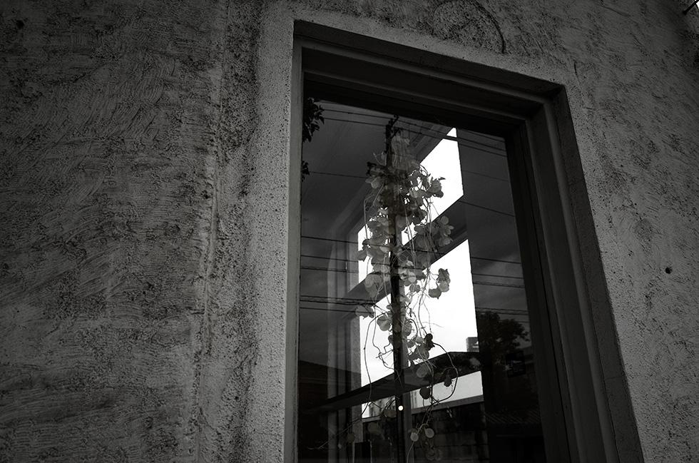 季節の窓。