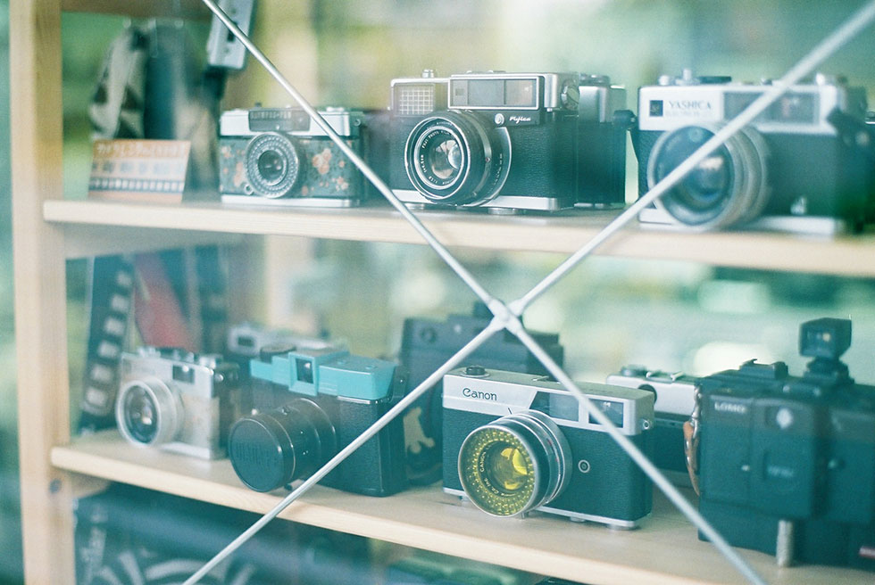 film camera love