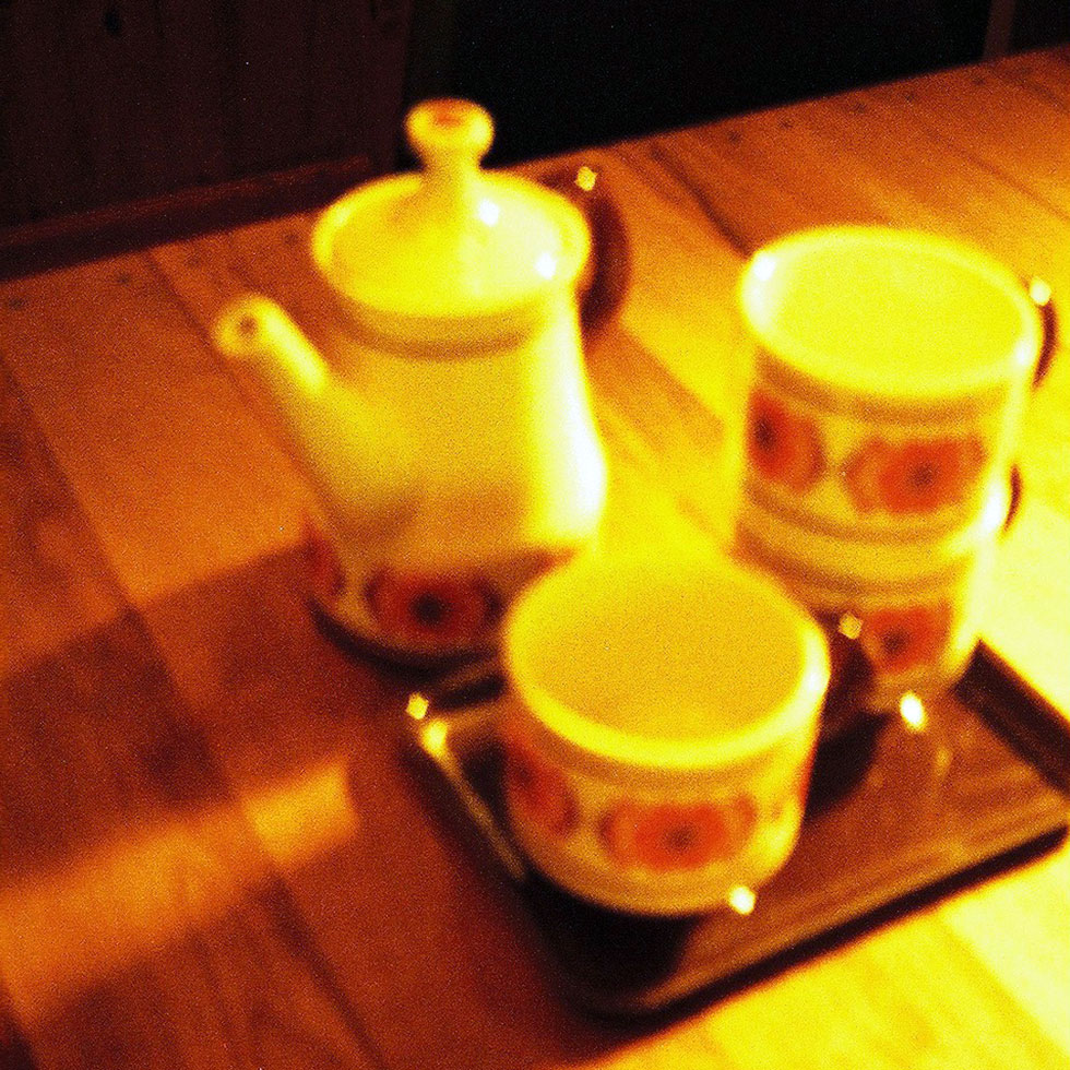 おいしい紅茶でも。